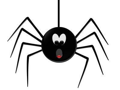 Spider Fear? Me Too! It's Arachnophobia